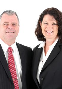 Jo and Simon Davenport