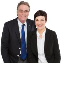 Peter Shirley and Julia van Reijn