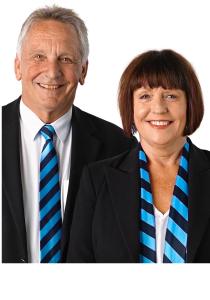 Michelle & Tony Hutchby