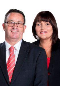 Allan & Karen Toner