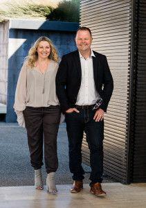 Lee Stringer & Beth Dawson