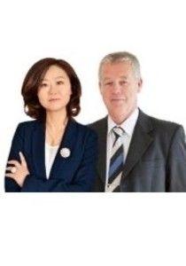 Helen Feng & Rod Leitch