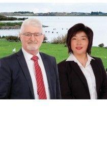 E Team - Chris Edhouse & Eve Bao