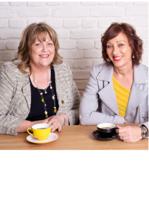 Donna and Angela -The Real Estate Girls