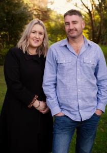 Jon Redmond & Amber Searle